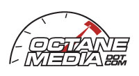 Octane Media Logo - White Background
